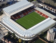 Ashton Gate Stadium Bristol