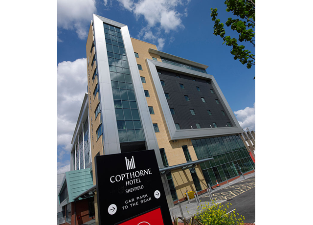 The Copthorne Hotel (Sheffield United Football Club)