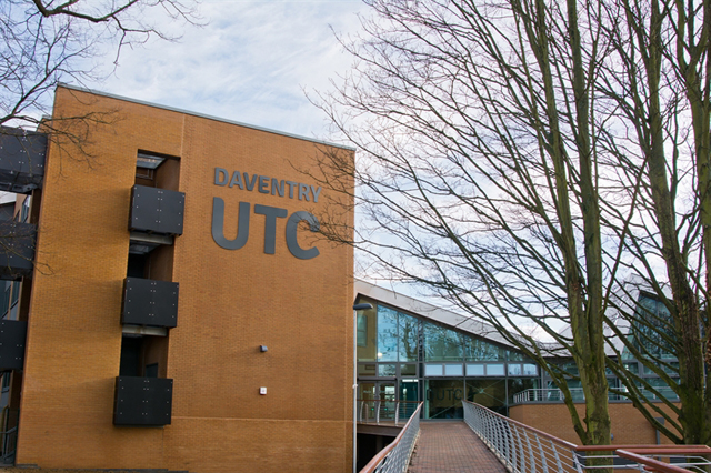 Daventry University Technical College (UTC), Daventry