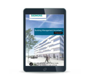 Siemens iPad Software