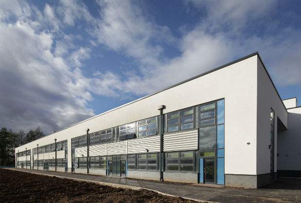 Holbeach University Academy, Lincolnshire