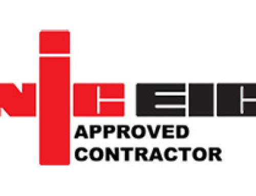 Linear Control Systems become NICEIC Approved